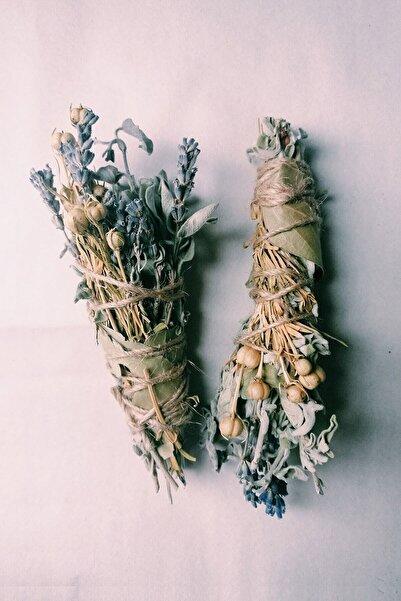Ada Çayı, Üzerlik, Lavanta Arınma Tütsüsü - 2 Adet