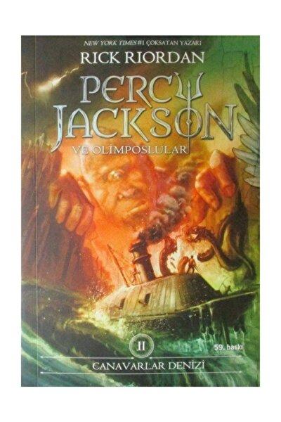 Canavarlar Denizi  Percy Jackson ve Olimposlular 2