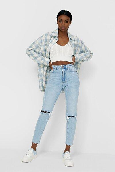 Slim Fit Mom Jean