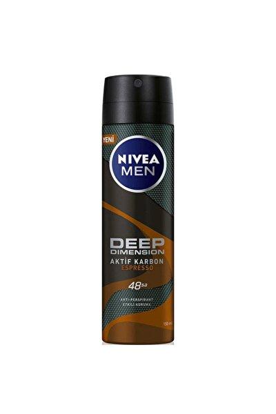 Nıvea Deep Dimension Espresso Deodorant Erkek 150 ml