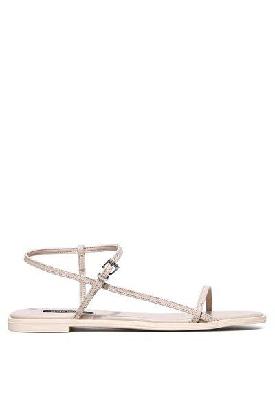 Pudra Kadın Sandalet Melsa 1fx
