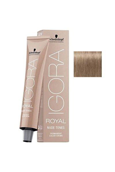 Saç Boyası -royal Nude Tones 8-46 Açık Kumral-bej Çikolata Yeni Ambalaj Kırmızı Kutuda