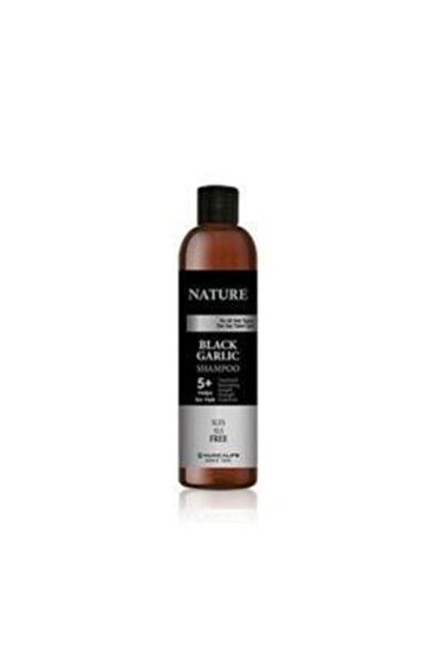 Nature Siyah Sarımsaklı Şampuan 350 ml