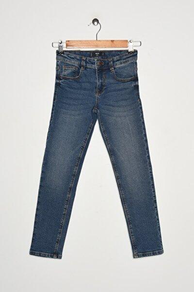 Erkek Çocuk Koyu Mavi Pantolon 67980579