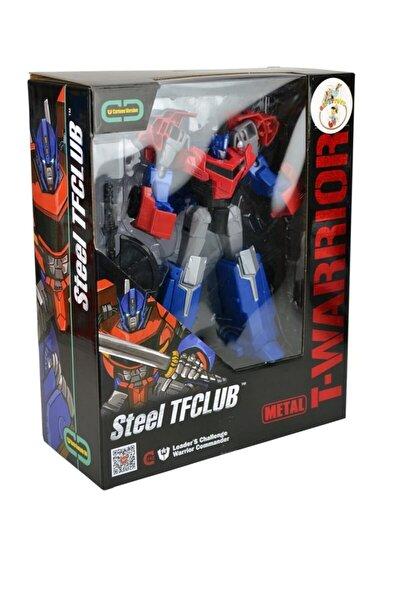 Transwarrıor Optimus Prime Arabaya Dönüşebilen Robot 20 Cm