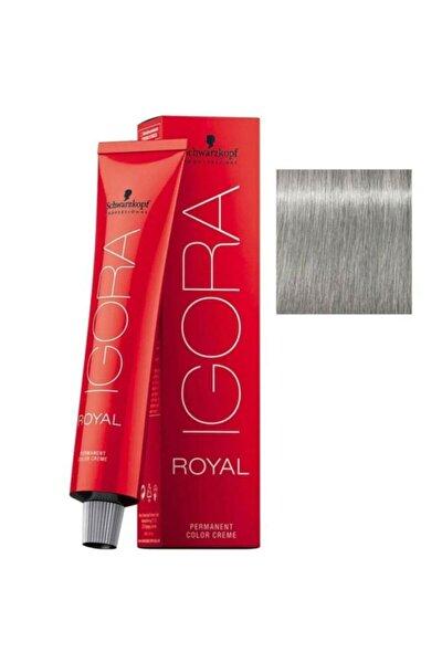 Royal Permanet Color Creme - Saç Boyası No: 9,5-22 Açık Mavi 60ml