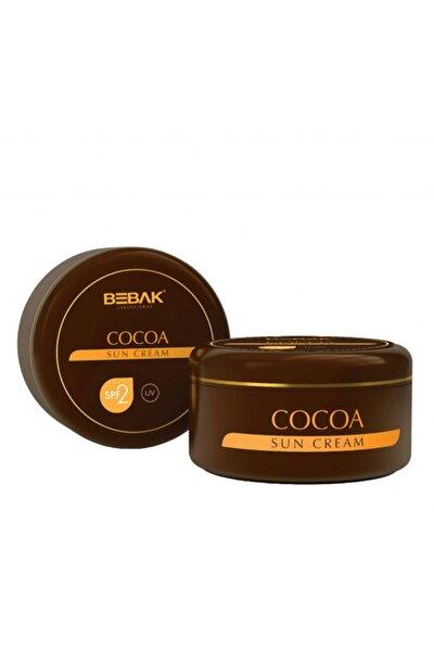 Güneş Kremi Kakao Özlü Kavanoz 100 ml