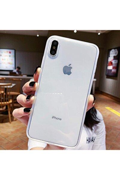 Iphone Xs Max Uyumlu Crystal Süper Şeffaf Silikon Kılıf