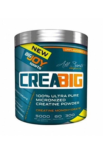 Bigjoy Creabig Micronızed Creatıne Powder 300 gr