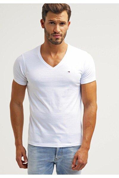 Erkek V - Neck Men T-shirt