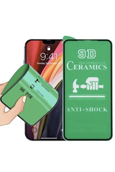 Iphone Xs Iphone X Seramik Nano Esnek Tam Full Kaplayan Kırılmaz Cam Ekran Koruyucu