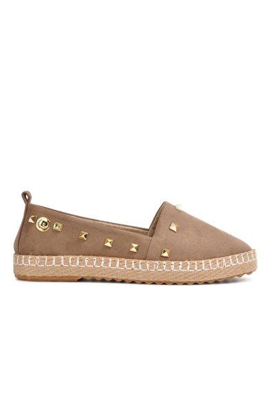 50193 Vizon Günlük Espadril Ayakkabı
