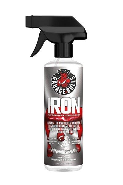 Garage Bulls Iron Remover / Demir Tozu Sökücü Ve Jant Temizleyici