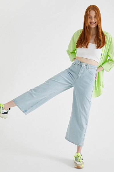 Kadın Bleach Jeans 1YAK47197MD