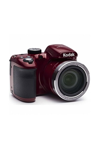 Pixpro Az401 Dijital Fotoğraf Makinesi Kırmızı
