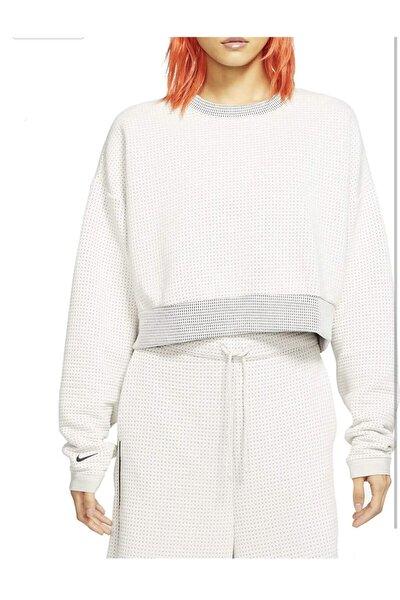 Sportswear City Ready Fleece Crew Kadın Sweatshirt