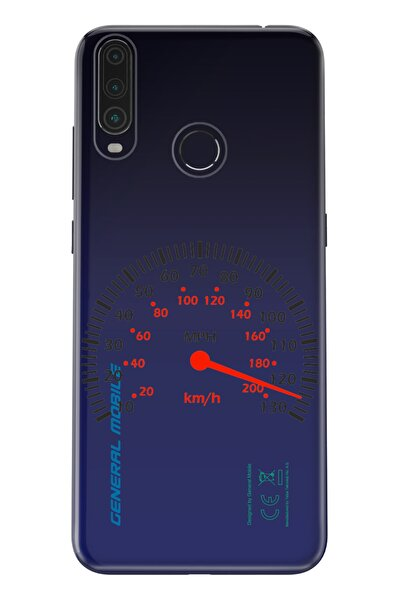 Gm 10 Pure Modern Desenli Silikon Kılıf Speed Screen