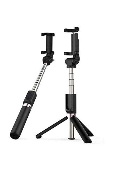 Atr-400 186mm -700mm Bluetooth Kontrollü Selfie Çubuğu Tripod