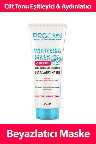 Procsın Beyazlatıcı Maske 80 Ml