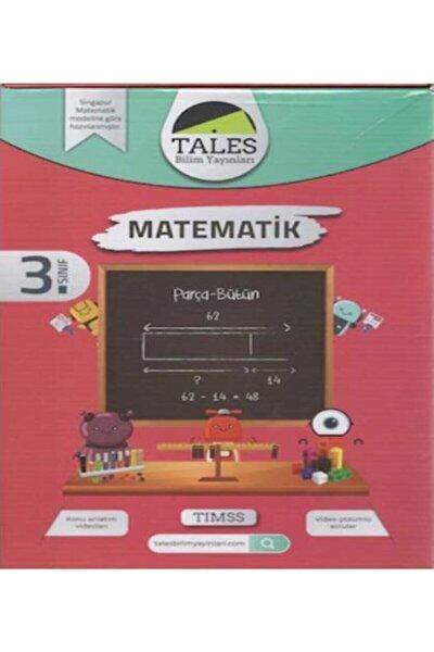 3.sınıf Tales Bilim Yayınları Matematik