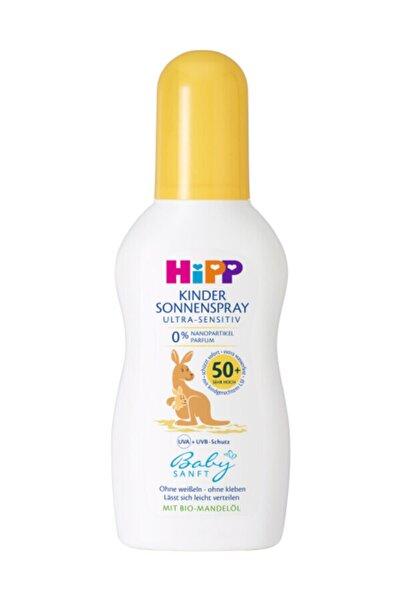 Babysanft Sprey Güneş Kremi 50 Faktör 150 ml