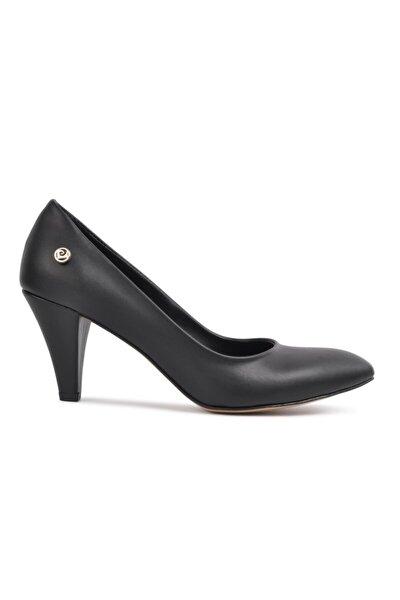 50178 Siyah Kadın Topuklu Ayakkabı