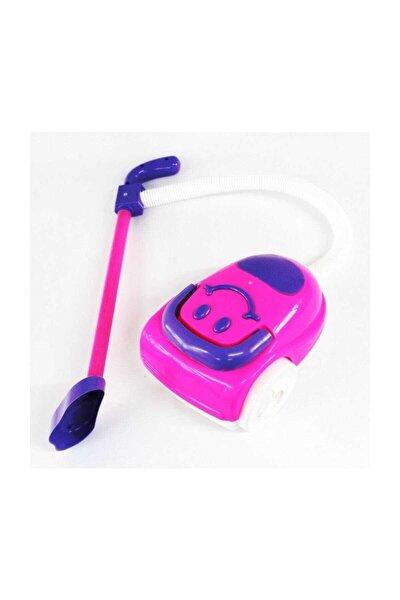 Gülen Eğlenceli Mutlu Oyuncak Süpürge Mor Ve Pembe Renk