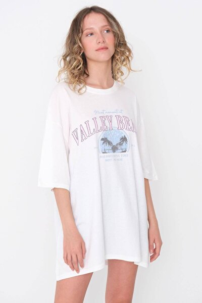 Baskılı T-shirt P9620 - G10