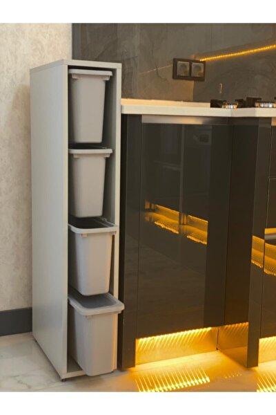 Buzdolabı Yanı Çok Amaçlı Düzenleyci