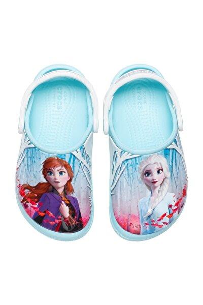 CrocsFL OL Disney Frozen2 Cg K Mavi Çocuk Sandalet Terlik