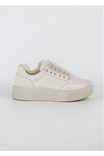 Kadın Sneaker Bej