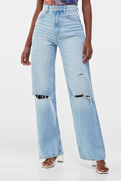 Distressed 90's Jean