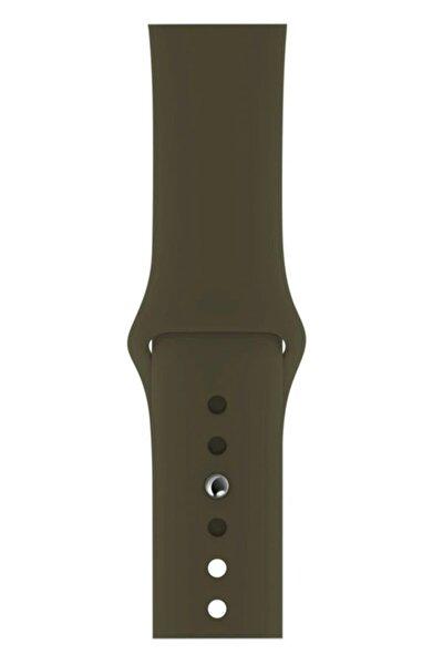 Watch 2 3 4 5 6 Se Nike 38mm 40mm Uyumlu Kordon Kayış Bileklik Klasik Kaliteli Spor Silikon Band