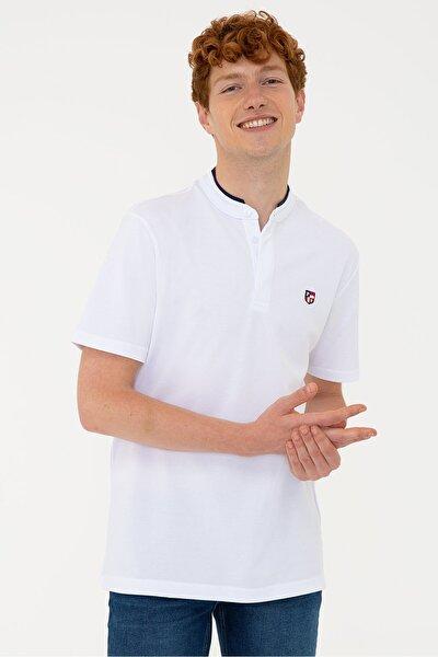 U.s. Polo Assn Beyaz T-shirt