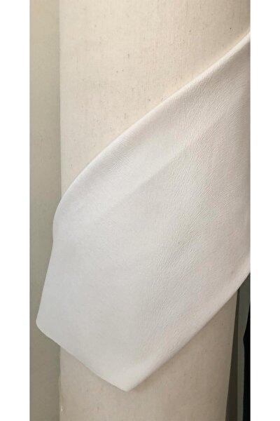 Taytüyü Döşemelik Kumaş 25 Renk Seçenekli (beyaz)