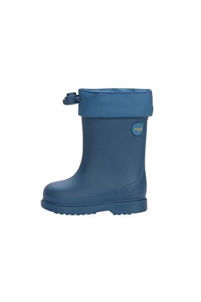 W10100 Chufo Cuello-047 Mavi Erkek Çocuk Yağmur Çizmesi 100386340