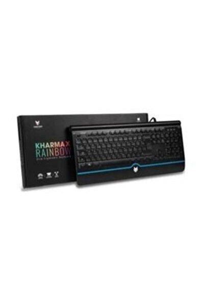 Series Kharma X Rainbow Rgb Oyuncu Klavyesi