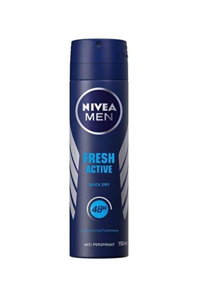 Deo Sprey Fresh Active Erkek 150 ml
