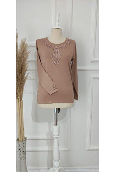 Kadın Anne Penye Bluz