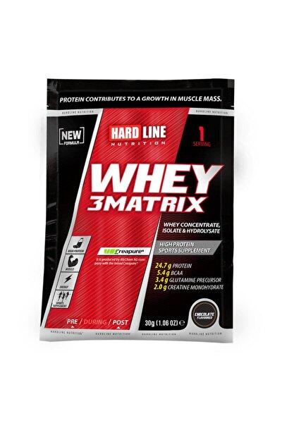 Whey 3 Matrix Protein Tozu 1 Adet Çikolata