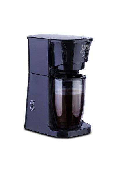 Coffe Master Siyah Filtre Kahve Makinesi Dn 19812