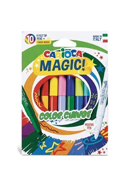 Renk Değiştiren Sihirli Keçeli Kalemler /