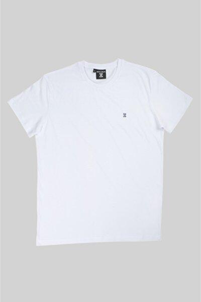 Unisex Beyaz T-shirt