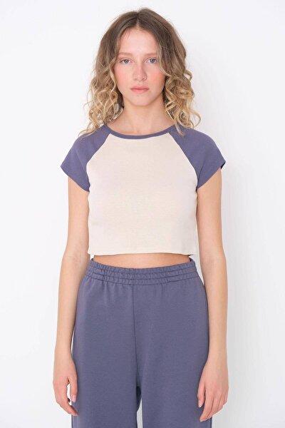 Kısa Kollu T-shirt P1142 - T12