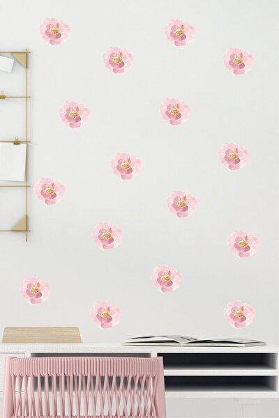 Mini Çiçekler Duvar Sticker Seti