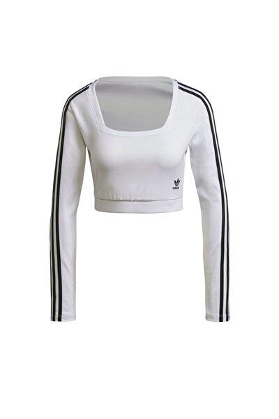 Adicolor Classics Long Sleeve Kadın Tişört