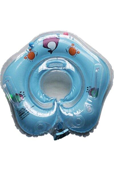 Şişme Bebek Yüzme Boyun Simidi