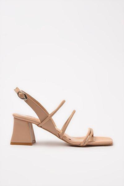 Naturel Kadın Sandalet 01SAY212780A330