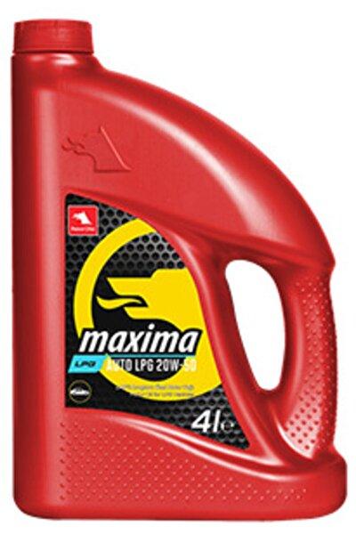 Maxima Auto Lpg 4l 20w-50 (2021)