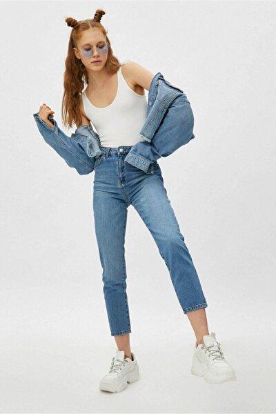 Kadın Açik Indigo Jeans 21YY59000624